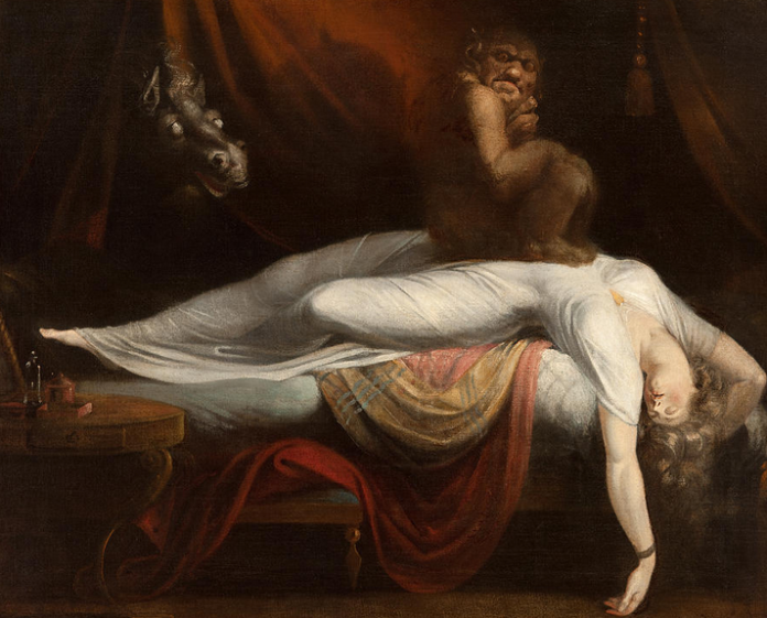 The Nightmare by Henry Fuseli