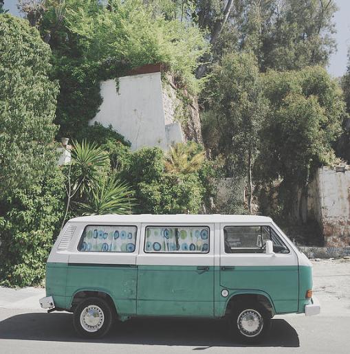 Travelling Vintage Wander Wolkswagen - Guido Montanes Castillo