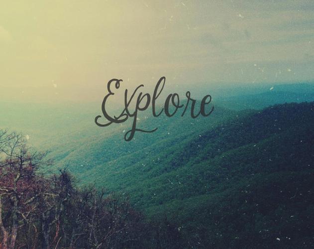 Explore - Joy StClaire
