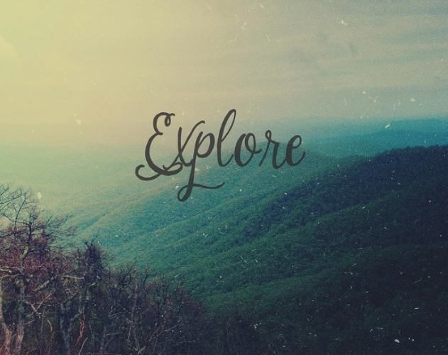 Explore - Joy StClaire